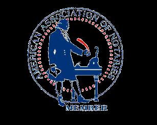 AAN Member Badge; RIght Away Notary